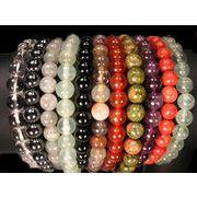 天然石ブレスレット(6ミリ珠) 21種類