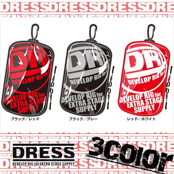 【DRESS】LD,BE マルチポーチ☆防水/スマートフォン/スマホ/携帯