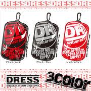 【DRESS】LD-BE マルチポーチ☆防水/スマートフォン/スマホ/携帯/釣り/フィッシング/釣具/アウトドア