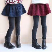 大人気 春秋 新作 スタイル キッズ ファッション 女の子 キュロット スカート 100-150