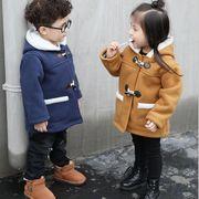 子供冬コート 男の子 女の子 身長80-140CM キッズ クリスマスコート 防寒 長袖