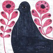 …シュガーブー【Black Bird in Flowers】