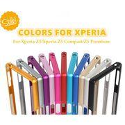 SONY Xperia Z5 Compact�p�P�[�X �A���~�j�E������ �y��