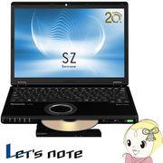 CF-SZ5XFMQR �p�i�\�j�b�N Let's Note 12.1�C���` �ii7�A�X�[�p�[�}���`�h���C�u�A�u���b�N�AOffice���E
