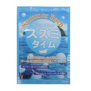 入浴剤 サマーバス スズミタイム2/日本製  sangobath