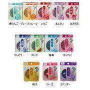 アロマ蚊とり線香(使いきり小巻タイプ) 12種の香り/日本製     sangost