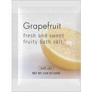 入浴剤 フルーティーバスソルト グレープフルーツ /日本製   sangobath