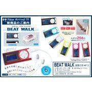 BEAT WALK液晶付きMP3プレイヤー