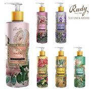Rudy ���f�B �i�`���[�����A���} �n���h���{�f�B���[�V���� Nature&Arome SERIES Hand&Body lotion