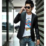 テーラードジャケット メンズ ブレザー ビジネス カジュアル フォーマル 黒 グレー