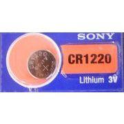 SONY CR1220 リチウムコイン電池
