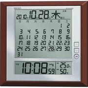 【代引不可】SEIKO セイコー 電波時計(掛置兼用)
