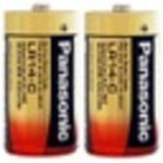 パナソニック 単二アルカリ乾電池 1パック(単2・2本入り)