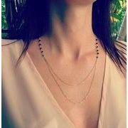 ★優雅な感じ ネックレス 欧米風★レディース ネックレス★ファッションのデザイン