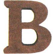 クレエ オブジェ オールドパインレター(大文字) B