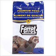 フェレットに対しての、栄養学的にも優れたフード「トータリーグロース&メンテナンス 1.8kg」