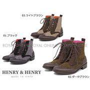 値下★【HENRY&HENRY】 DANZICA 全3色 レディース
