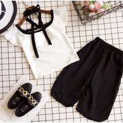 ★キッズファッション★キッズアパレル 女の子上下セット Tシャツ+ズボン