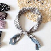 ☆2017新作☆スカーフ デザイン 素材 こなれ UP 6色