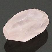 天然石 パワーストーン/ローズクォーツ(紅水晶)  ビーズ アクセサリーパーツ