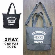 バッグ 2WAY トート ショルダー カレッジ ロゴ ユニセックス メンズ レディース Keys キーズ