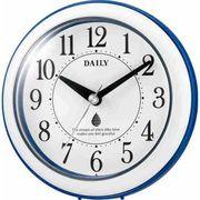 【新品取寄せ品】リズム時計製ディリー 防滴・防塵時計「アクアパークF」4KG711DN04