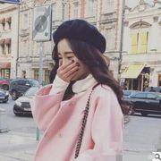 韓国風帽子★秋冬新しいスタイル★ベレー帽★レディース ファッション