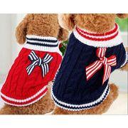 ★超可愛い人気セーター犬服★★ペット用品★(XXS-L)