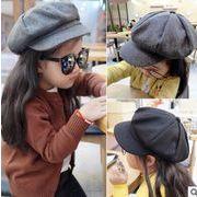 韓国風帽子★秋冬新しいスタイル★ベレー帽★