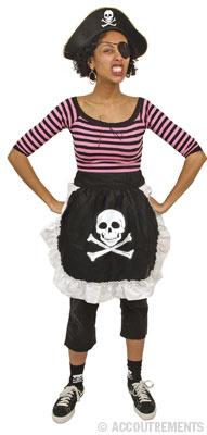 Pirate Apron