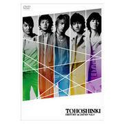 韓国音楽 東方神起/History in Japan Vol.3 DVD(初回限定/POST CARD)