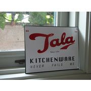 """オールドファームハウス サインボード""""TALA(タラ)"""""""
