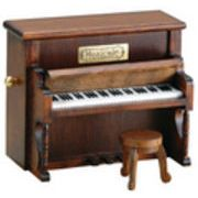 ミニアンティーク アップライトピアノ