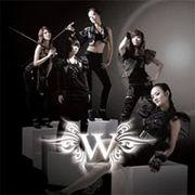韓国音楽 Double-u(W) /W (予約)