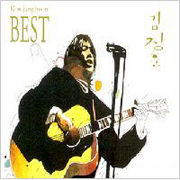 韓国音楽 キム・ジャンフン:BEST アルバム