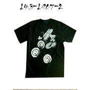 これが駄衛門の手描き絵の雲竜 Tシャツ
