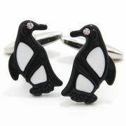 キラリEyes☆ペンギンのカフス
