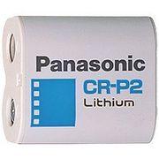 CR-P2W Panasonic パナソニック  カメラ用リチウム電池