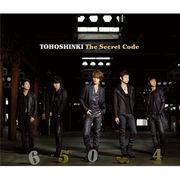 【日本版】韓国音楽 東方神起 ニューアルバム/The Secret Code(2CD+DVD)