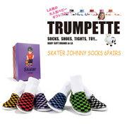 【TRUMPETTE】【トランペット】SKATER JOHNNY SOCKS 6PAIRS