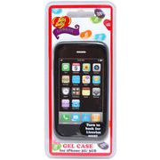 "【SALE!""香り付""ジェリーベリーのiPhoneケース!アイフォン3G/3GS対応】Jelly Belly iPhone CASE BK"