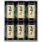 有明のり6缶[ギフト]