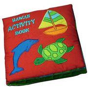 ハワイアン・アクティビティーブック!ハワイで英語を学ぼう♪