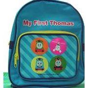 きかんしゃトーマスの子供リュックサック/Sサイズ【My First Thomas】青色/ナイロン製