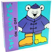 1歳から楽しく英語♪取り外しパズル絵本「ぬぐ、着る」ベビー・赤ちゃんの出産祝い・誕生日プレゼントに