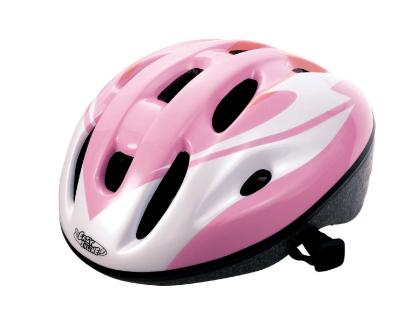 関連商品:イージーインラインスポーツヘルメット ピンク