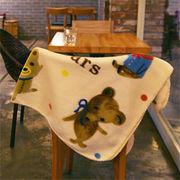 shinzi katoh design Blanket chubby bears ひざ掛け ブランケット