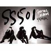 韓国音楽 SS501(ダブルエス501)Special Album/U R Man ( 1 CD+3種のポスター+ブッククリップ)