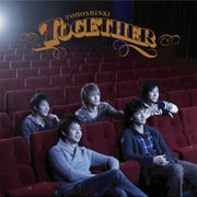 韓国音楽 東方神起/TOGETHER (Single CD+DVD)