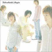 韓国音楽 東方神起 / Begin(CD+DVD)